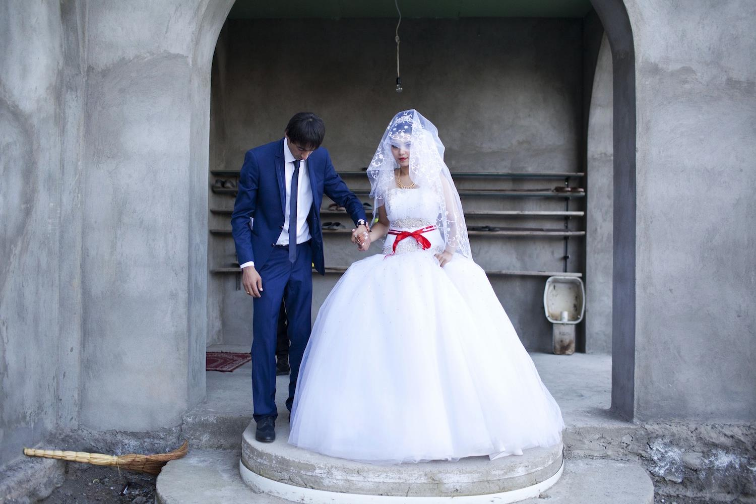 Daro Sulakauri. Early marriages in Georgia