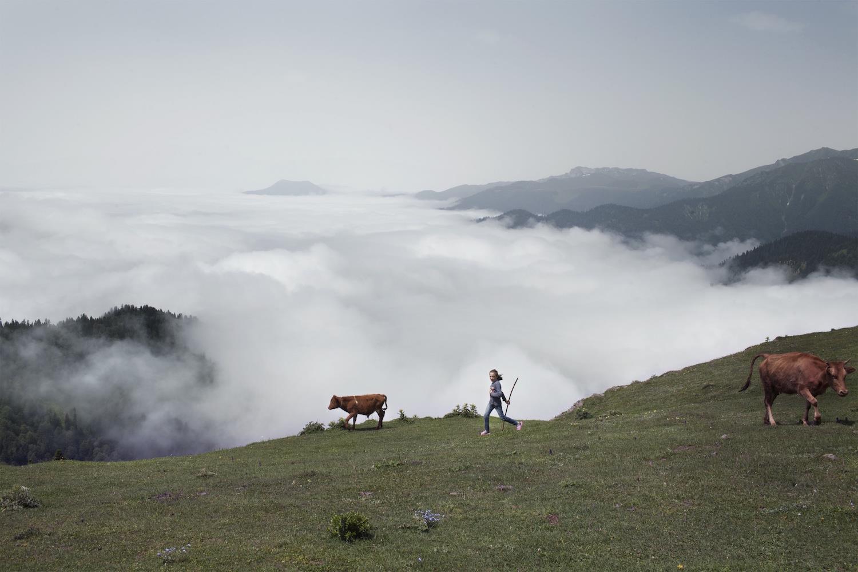 Грузинский фотограф Даро Сулакаури. О ранних браках в Грузии