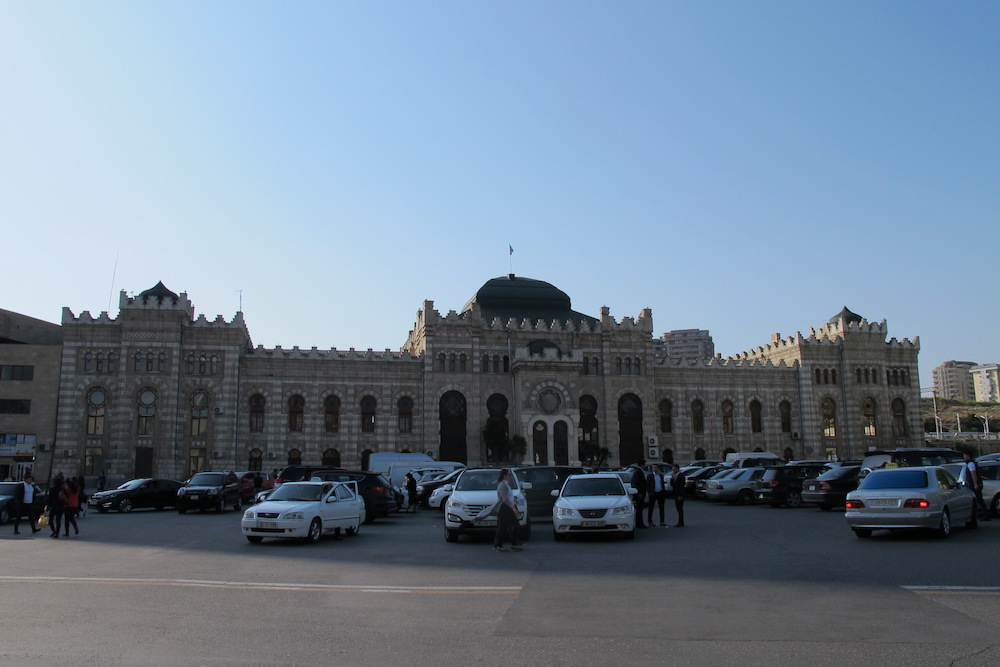 6 Baku New railway stationJPG copy