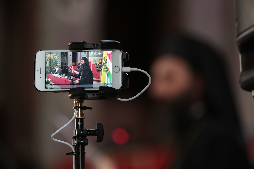 Конфликт в церкви в Абхазии