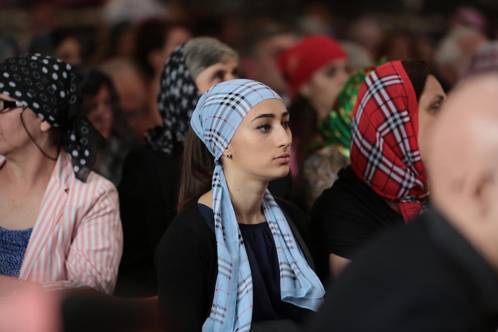 Конфликт в церкви в Абхазии. В Новоафонском монастыре