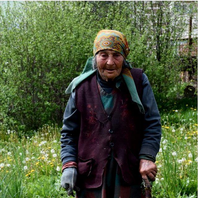 Антарам Абраамян. Одинокие старые люди в Джавахети
