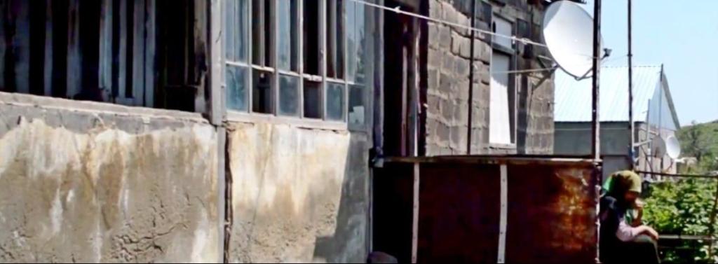 Одинокие старые люди в Джавахети