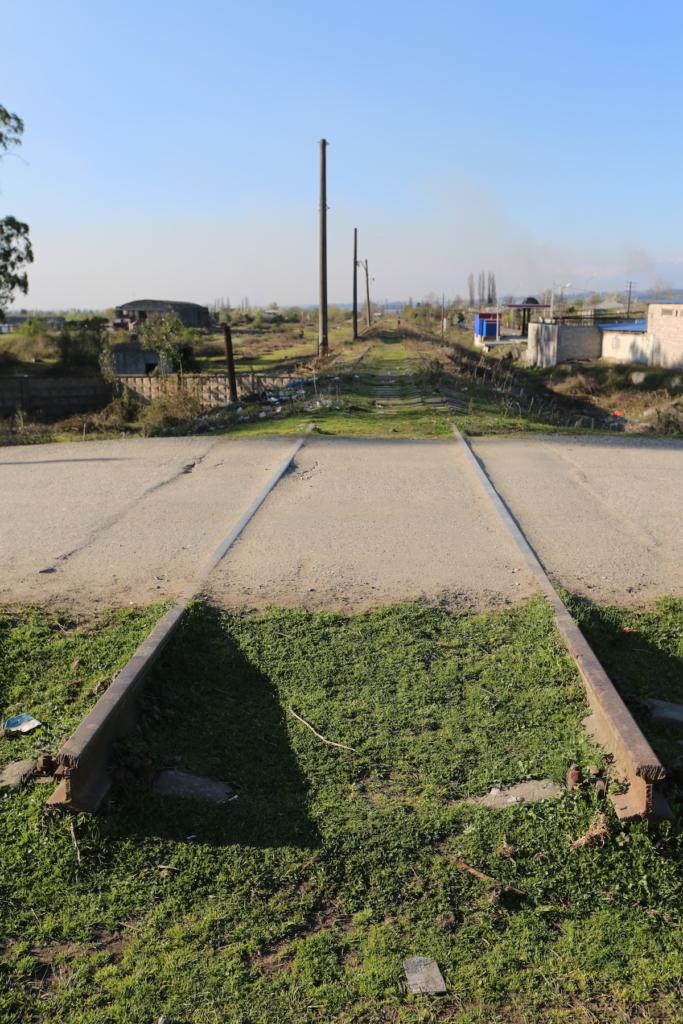 3 Abkhazia Rails
