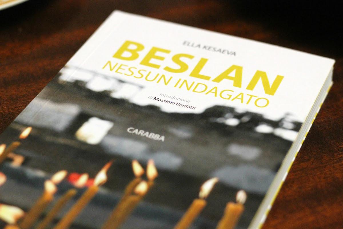 Ella Kesaeva on the Beslan school terror attack