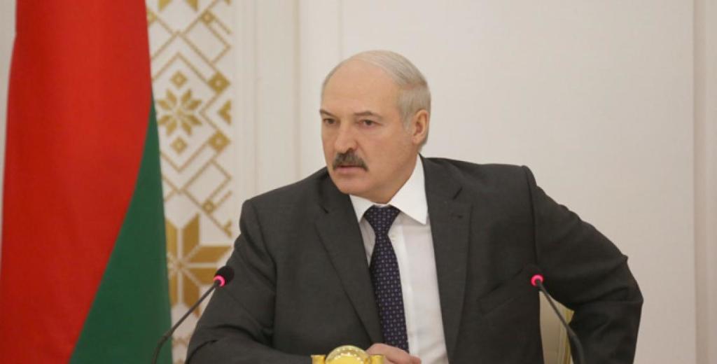 Lukashenko, photo from president.gov.by