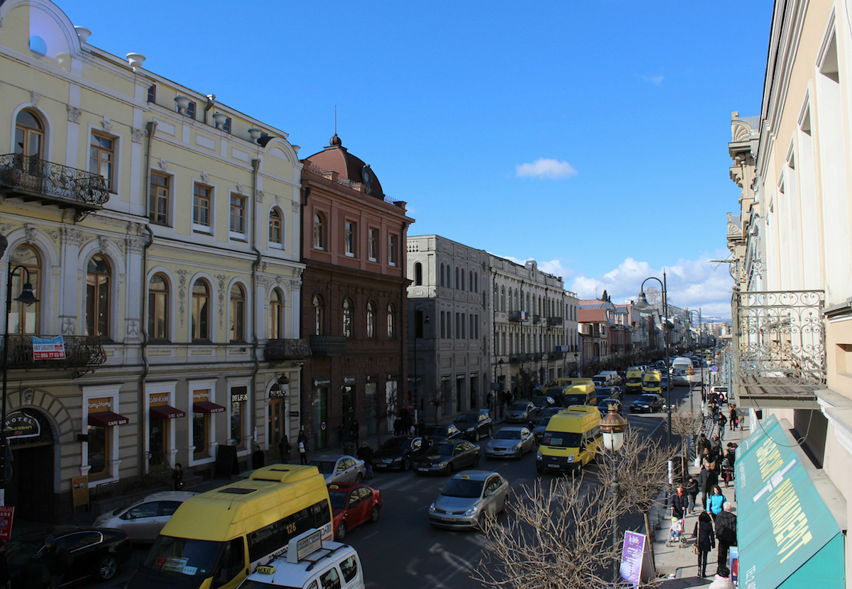 Stories about Tbilisi and Sukhumi