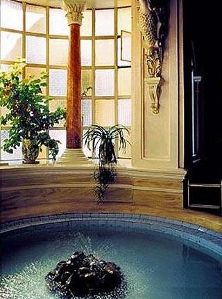 An old bath-house in Baku