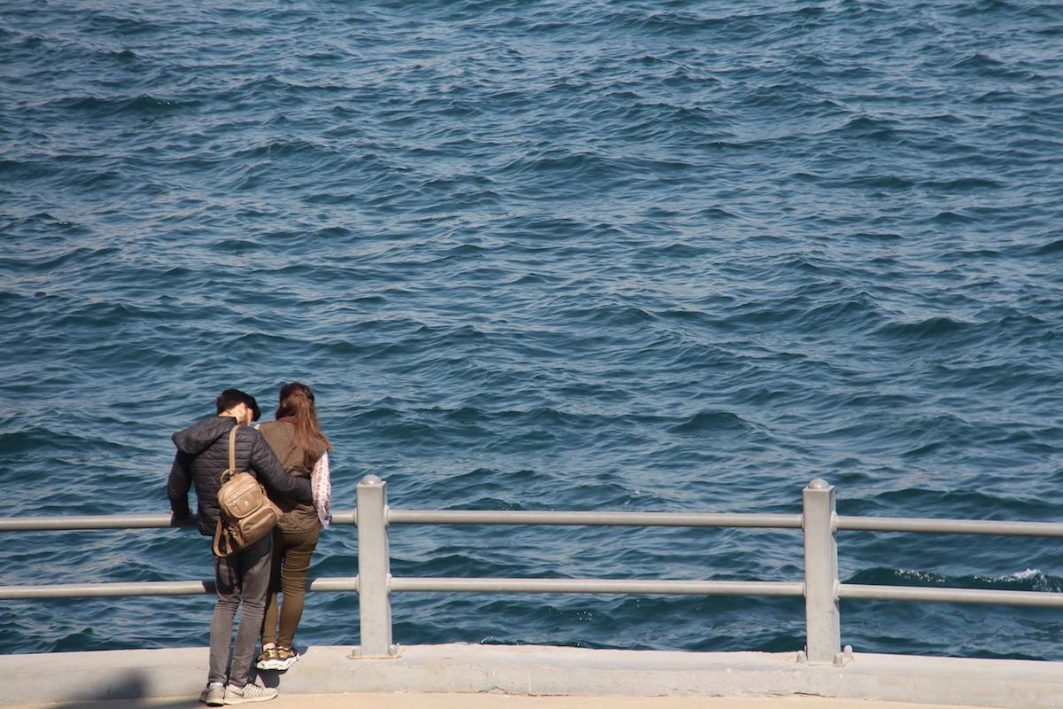 Прогулка с камерой по Стамбулу. Фото JAMnews/Давид Пипиа