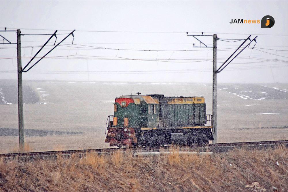 The Baku-Tbilisi-Kars (BTK) railway