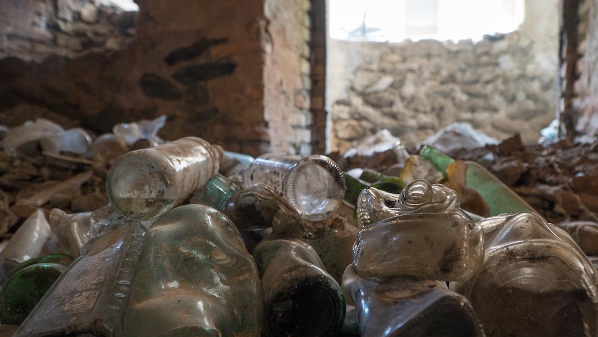 В музее Лии Чилачидзе. Жизнь в зоне грузино-осетинского конфликта
