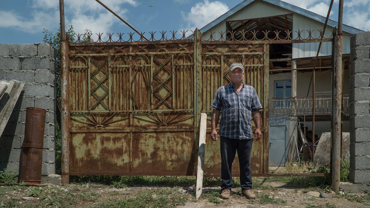Новый дом. Жизнь в зоне грузино-осетинского конфликта