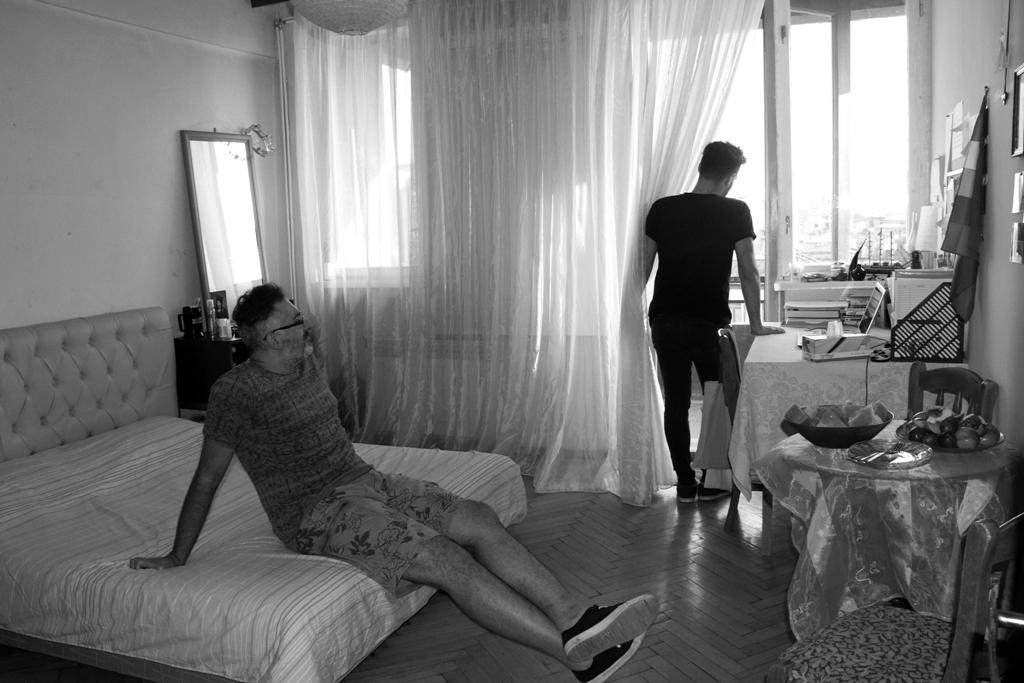 История однополой пары в Армении
