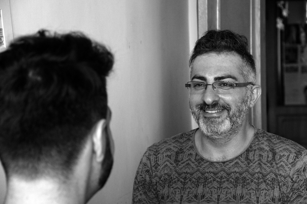 The story of a same-sex couple in Armenia