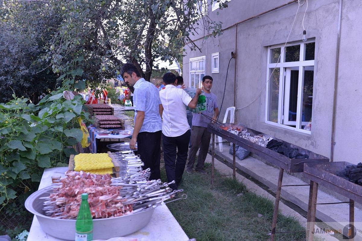 Azərbaycanda ənənəvi toy, foto