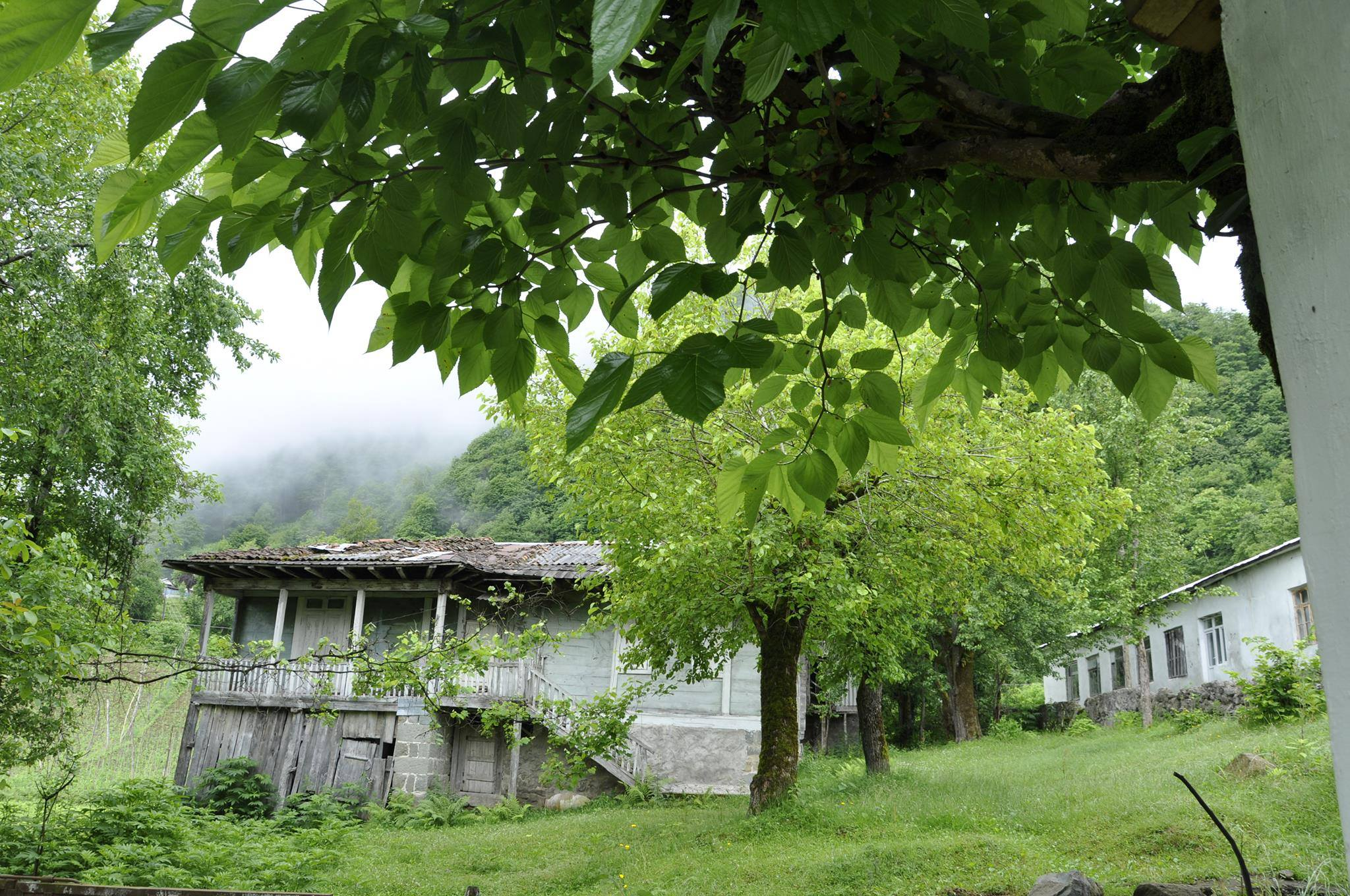 Карский договор разделил села между Грузией и Турцией