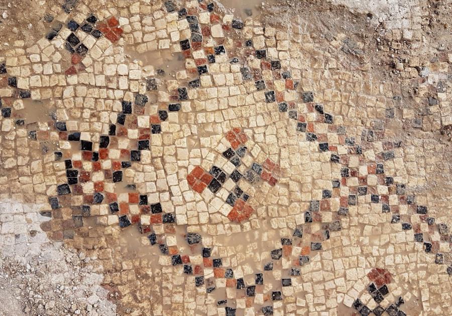 Грузинская церковь в Израиле, которой полторы тысячи лет