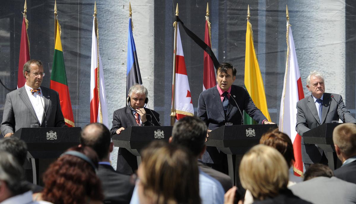 Главное о Саакашвили