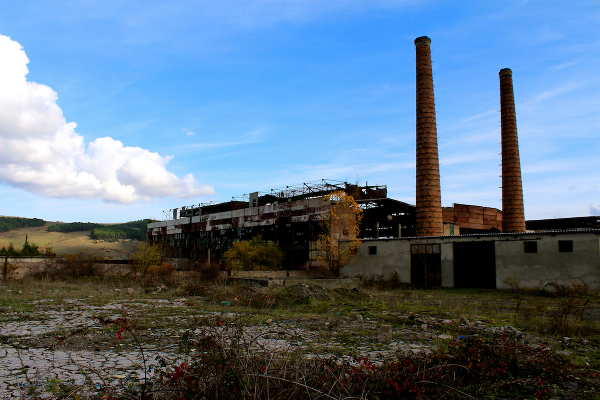 Diggers, roofers, stalkers and urban decay in Georgia