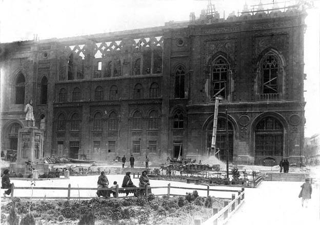 the March massacre in Baku