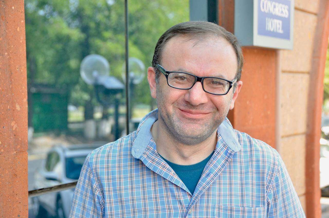 Armen Sargsyan, Project Development Producer at the Media Initiatives Center and screenwriter for the fourth part of the film 'Memories Without Borders'. Documentary films about the Karabakh war