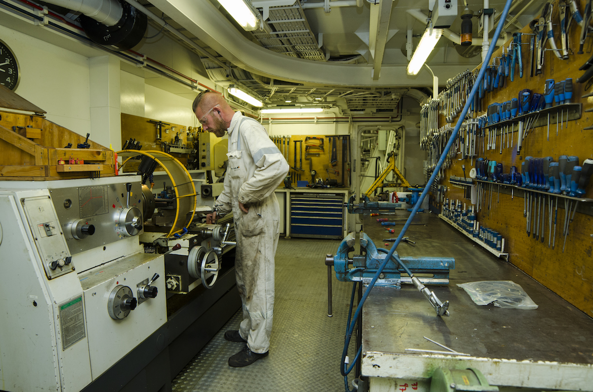 Лаборатория на «Атена». Строительство первого глубоководного порта в Анаклии