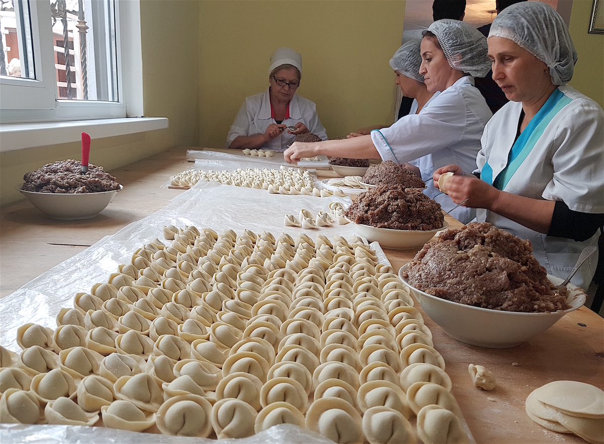 No laboratory in Abkhazia where food products can be tested