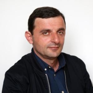 Инал Хашиг, редактор JAMnews в Абхазии