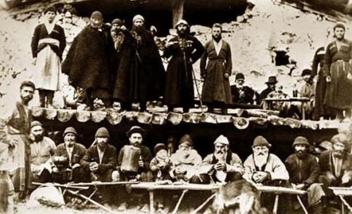 Funeral rituals and mourning traditions in Georgia