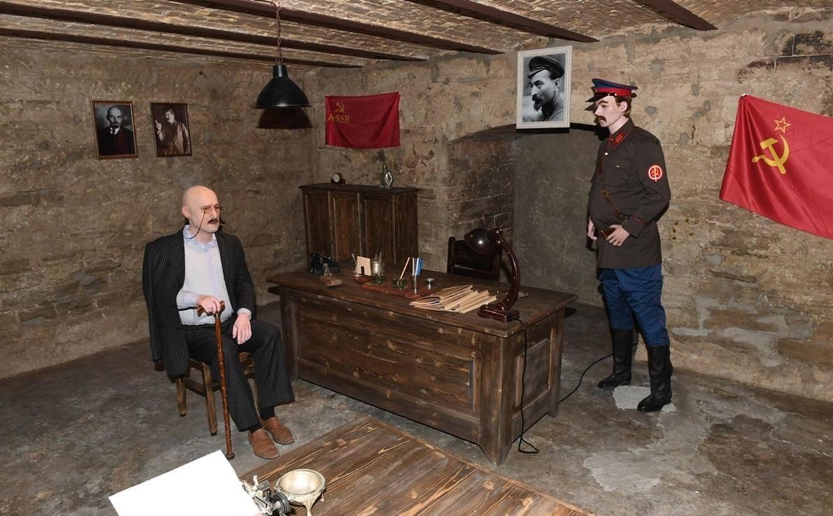 Музей политических репрессий, Баку. Фото: Trend