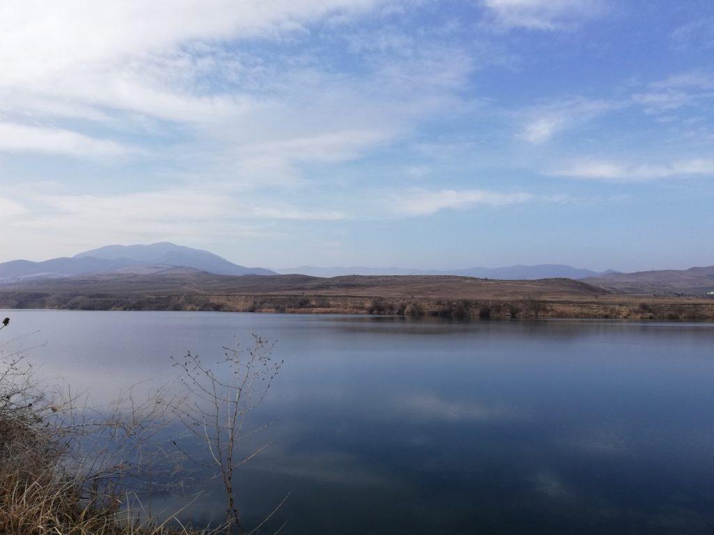 Armenia, Azerbaijan, border, Berkaber,
