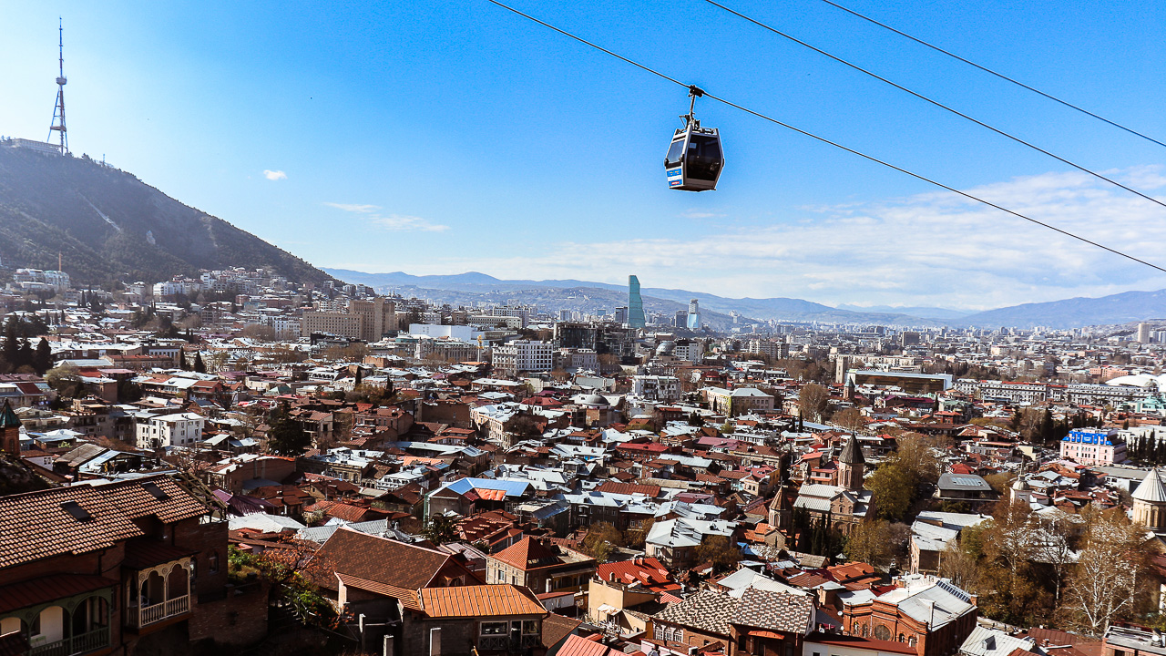 Tbilisi architecture, controversial projects, urban activism
