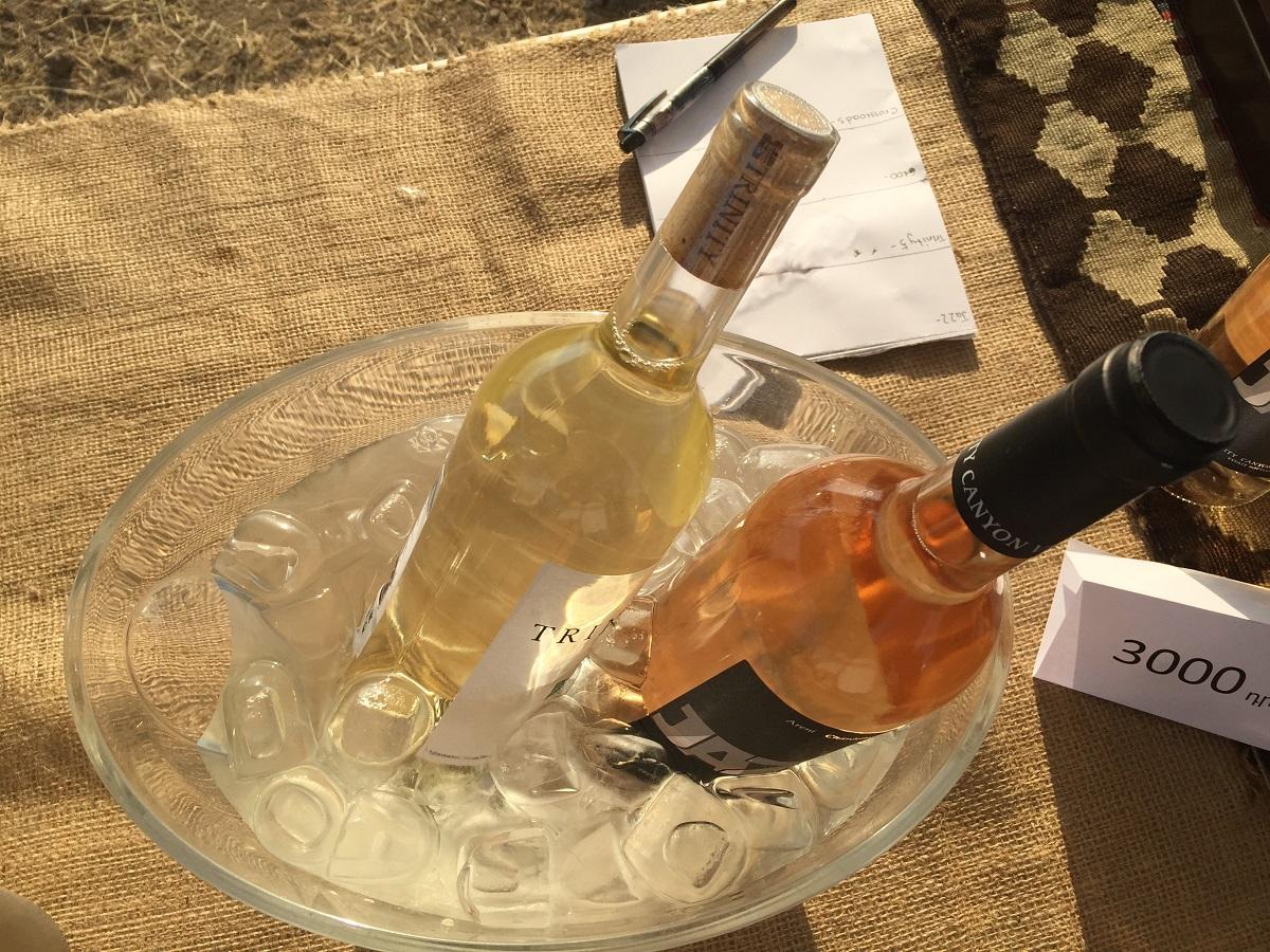 Армянские вина и производители