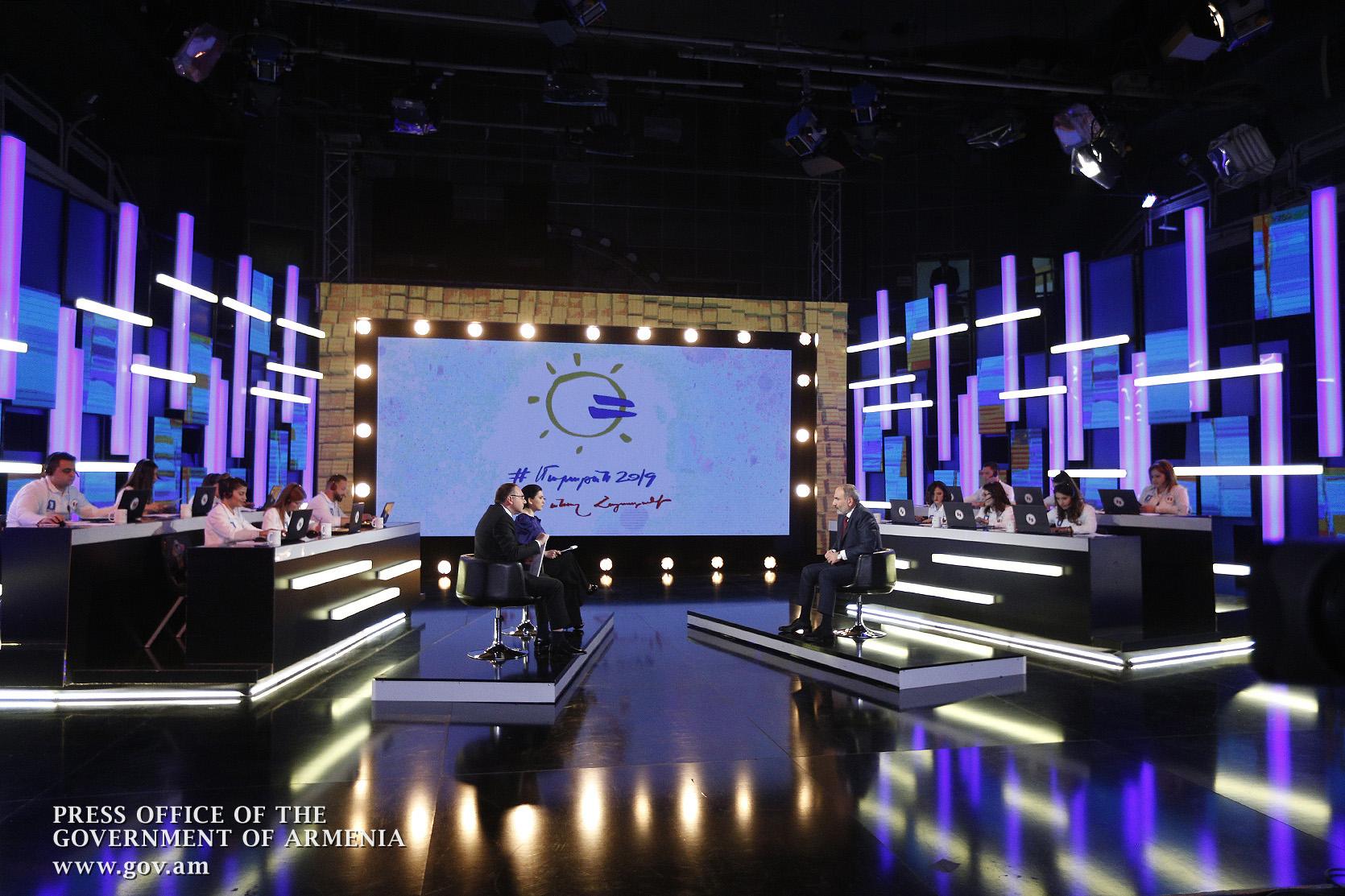 telethon, Hayastan All-Armenian Fund, Nikol Pashinyan, Kim Kardashian, Serj Tankyan, Alexis Ohanyan, Nagorno-Karabakh, Artsakh, donations, corruption scandal,