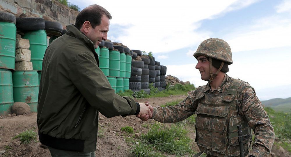 Ministry of Defense of Armenia, David Tonoyan, Nikol Pashinyan, Armenian Army, Mobilization, Drafting,