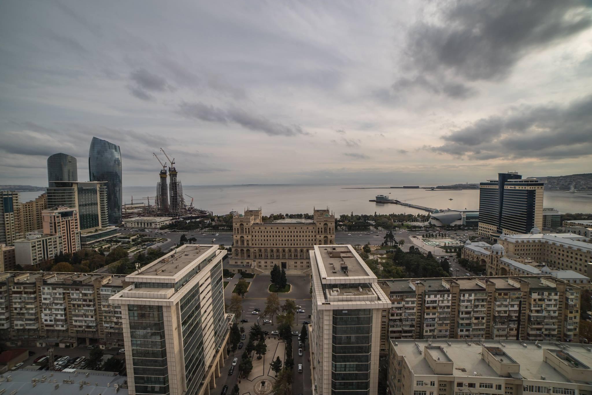 Baku_seaside