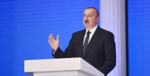 Ilham Aliyev: we won't integrate to Europe