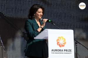 Анна Акопян, Мехрибан Алиева, первая леди, Нагорный Карабах, карабахский конфликт, урегулирование конфликта,
