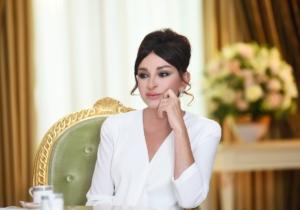 Анна Акопян, Мехрибан Алиева, первая леди, Нагорный Карабах, карабахский конфликт, урегулирование конфликта, мугам