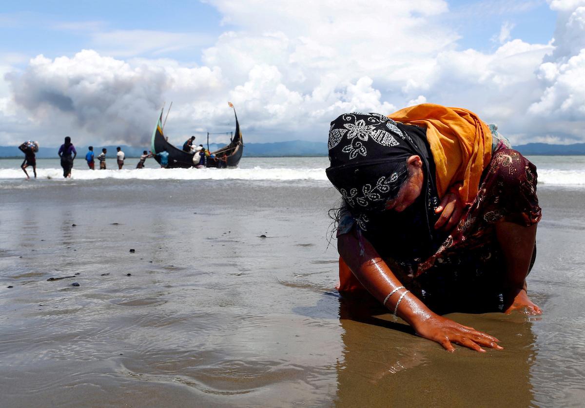 Трагедия общины рохинджа