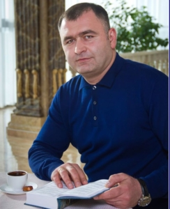 Alan Gagloyev, opposition leader in South Ossetia