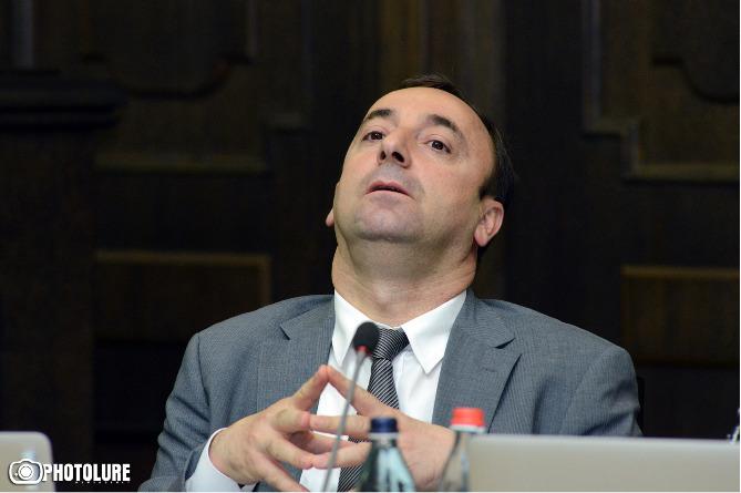 Конституционный суд, председатель Конституционного суда, Грайр Товмасян, премер-министр, Никол Пашинян, спикер, Арарат Мирзоян,