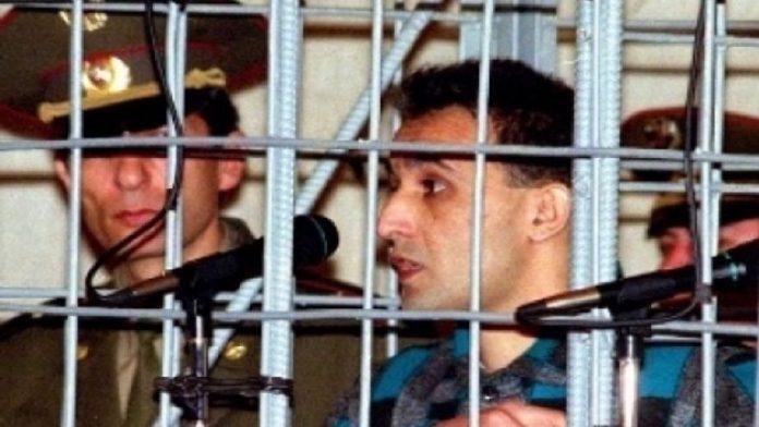 Nairi Unanyan, Ermənistanda terror aktı, Vazgen Sarqsyan