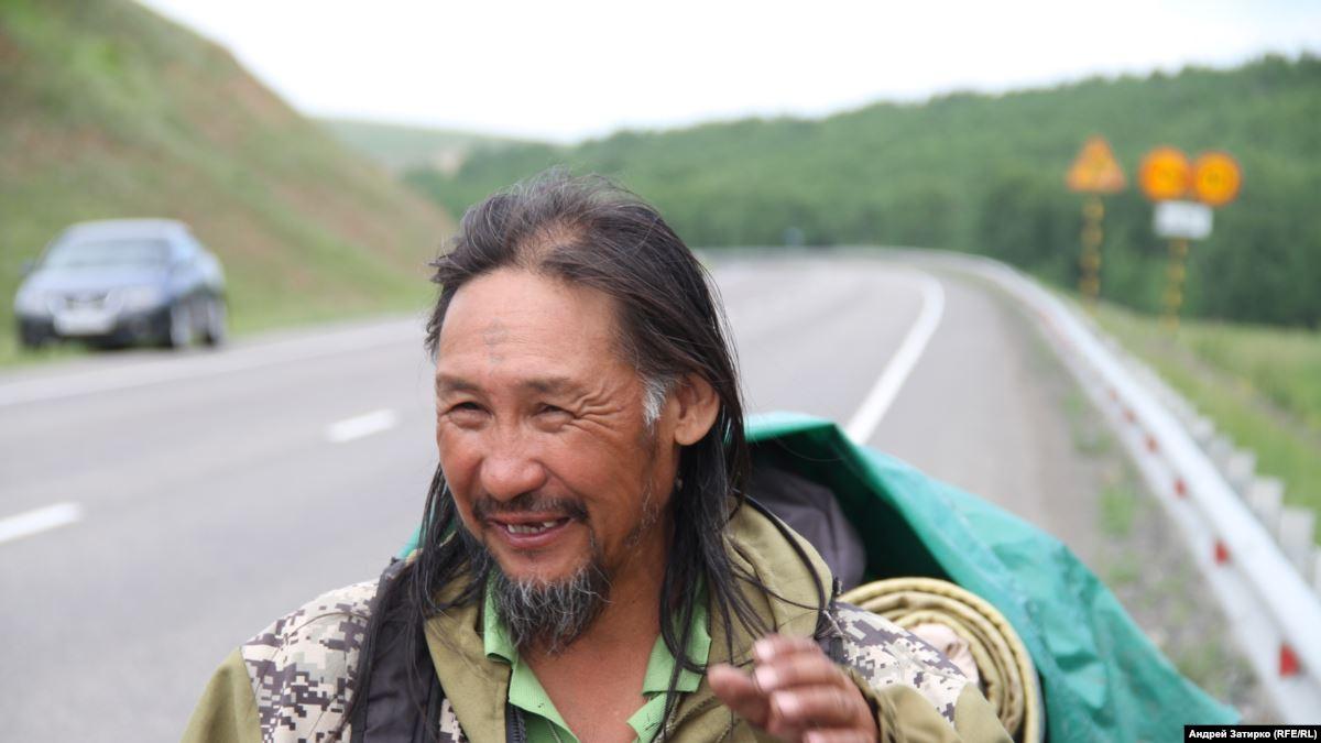 şaman Aleksandr Qabışevi შამანი, ალექსანდრ გაბიშევი