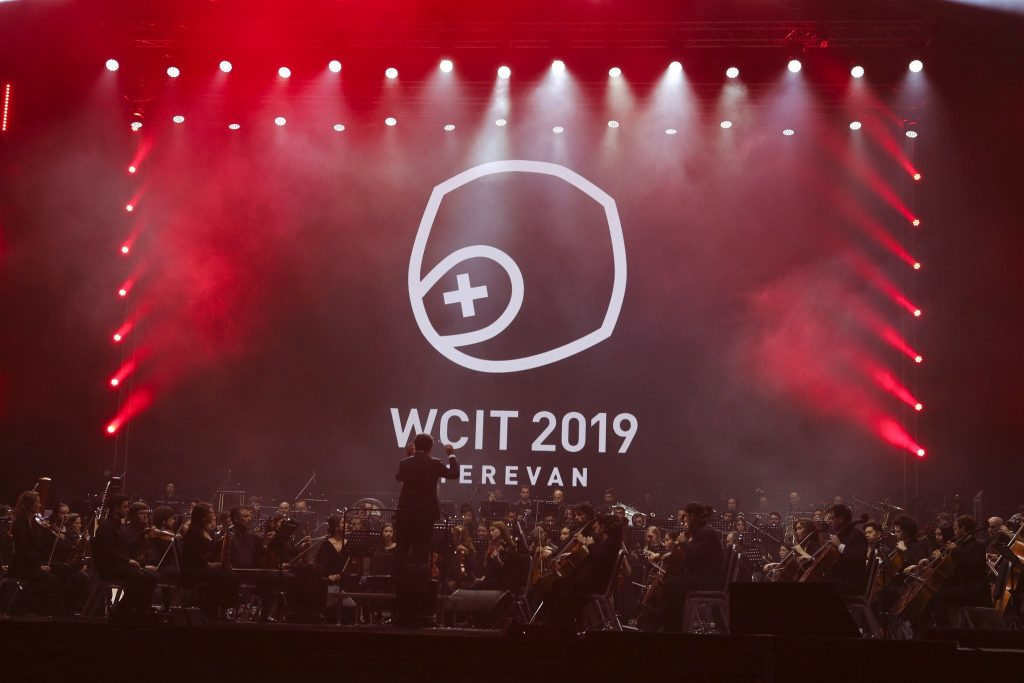 WCIT, WCIT 2019, Всемирный технологический конресс, Ким Кардашьян, Алексис Оганян, Никол Пашинян,