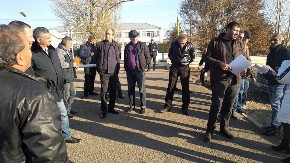 Южно-кавказские железные дороги, Гюмри, железная дорога, Российские железные дороги, СНБ, прокуратура, полиция, локомотивное депо