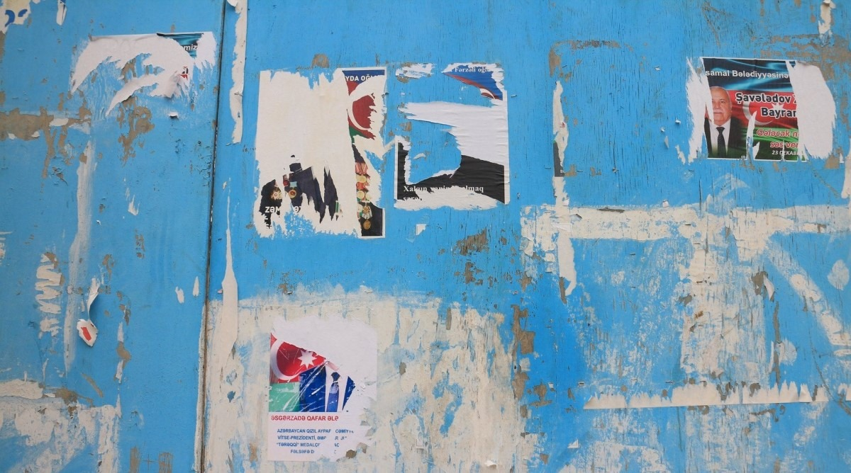 Municipal elections are being held in Azerbaijan. For the first time since the country gained independence, the public has shown some interest in these elections, and among the candidates there are former political prisoners a number of opposition figures and feminists.
