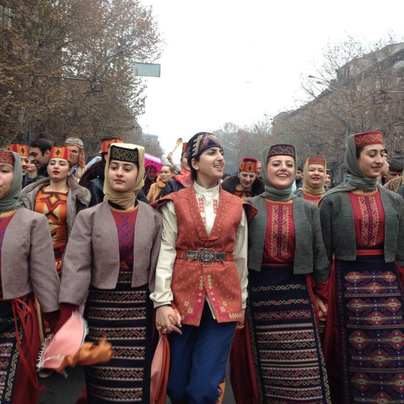 Բարեկենդան, ավանդույթ, քրիստոնեություն, Հայաստան,