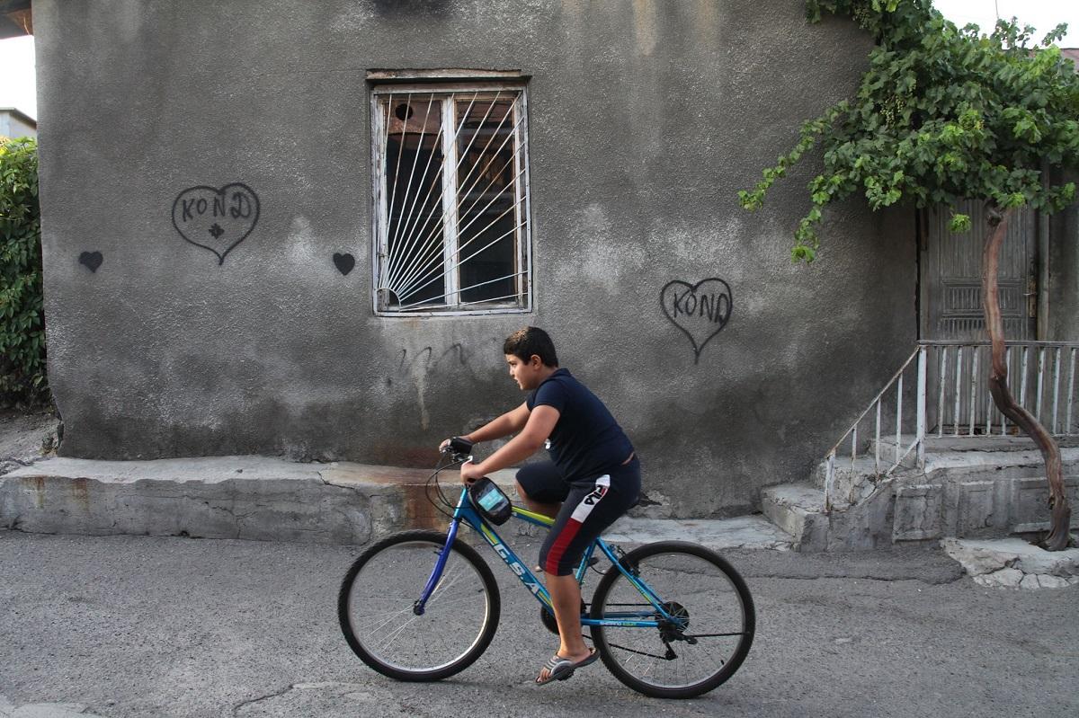 Ереван, мэерия, старый район Еревана, реконструкция
