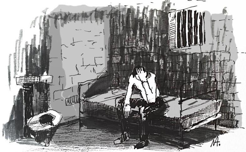 пожизненно заключенный, арест, преступник, освобождение, Армения, ցմահ բանտարկյալ, կալանք, հանցագործ, ազատ արձակում, Հայաստան